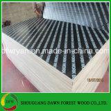 Base mezclada una madera contrachapada Shuttering de la prensa caliente del tiempo/madera contrachapada comercial