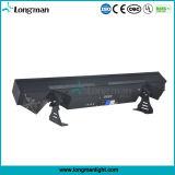 de Lichte Staaf 12PCS25W Rgbaw DMX van de LEIDENE Wasmachine van de Muur