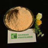 Engrais composé granulaire hydrosoluble de la poudre NPK de formules multiples