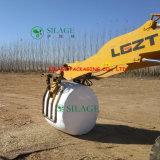 Película de estiramento da ensilagem do envoltório da bala da grama da agricultura