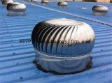 Impulsada por el viento del ventilador de techo Ventilador de aire de la turbina de viento del ventilador Turbo