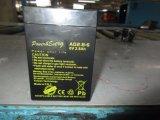 батарея UPS 6V 2.8ah Ad2.8-6 загерметизированная VRLA свинцовокислотная безуходная