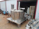 Pgz1250 Gran capacidad de descarga automática de filtro de la máquina centrífuga Industrial
