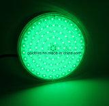 Il raggruppamento subacqueo del LED illumina 24W PAR56 riempito resina RGB