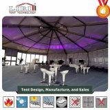 De Hoogste Tent van het dak voor de Tent van het Huwelijk van 100 Mensen met Decoratie