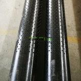 Tubulação perfurada da embalagem do API 5CT Btc K55 para o poço do poço de petróleo e de água