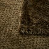 Flanell-Vlies-Zudecke-kundenspezifische preiswerte weiche Polyester-Vlies-Zudecke
