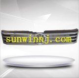 Griglia di plastica del rapace dell'ABS nero con indicatore luminoso ambrato per la tundra di 14-17 Toyota