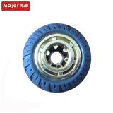 rotelle di gomma solide del giocattolo da 100/127/150/200 di millimetro
