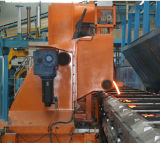 ターボ排気多岐管のために砂型で作る工場カスタム鉄