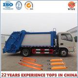 Cylindre hydraulique de camion d'hygiène de vidage mémoire pour le camion d'ordures