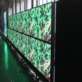Im Freien wasserdichter mobiler LKW P10, der LED-Bildschirmanzeige verschiebt