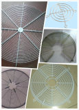OEM PVC Revestido / cromado Metal Wire Industrial Fan Guard