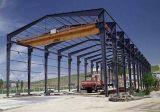 Structure de acero Building con Crane