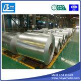 SGCC Prime bobina de aço galvanizado revestido de zinco