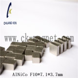 Ck-201 Características imán AlNiCo F10*7.1*3,7 mm