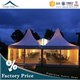 Tenda esterna bianca elegante della tenda foranea del Pagoda dei Gazebos di vendita calda