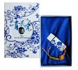 Azul e Branco Porcelana USB Flash Drive A Quintessência da Arte Chinesa