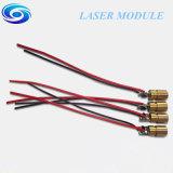 Modulo lungo 5MW rosso di laser a semiconduttore di corso della vita 650nm di vendita calda