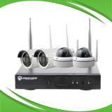 4CH 1080P 2MP WiFi Kit de NVR