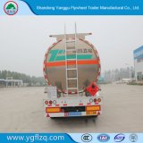ISO9001/CCC Basis 70008000mm van het Wiel van het certificaat de zelf-Dumpt niet Tanker van het Aluminium/de Semi Aanhangwagen van de Tank voor Verkoop