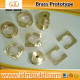 Protótipo rápido de bronze do torno