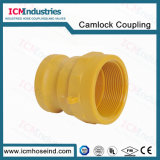 Nylon Cam and Groove pants Couplings/Camlock pipe fitting