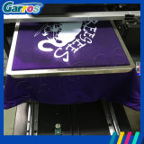 Printer van de T-shirt DTG van Garros Flatbed Digitale Directe A3