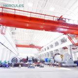 Site Web d'Alibaba grue de pont à poutres de double de 50 tonnes à vendre