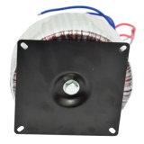 Veiligheid-goedgekeurde Toroidal Transformatoren in Volledige Waaier van Voltages, Bevoegdheden en Efficiency, de Veilige Wacht RoHS van Ce UL
