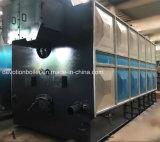 Kraftstoff-Lebendmasse, Kohle-automatischer Kettengitter-Dampfkessel