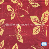 Tessuto comodo 100% di stampa del materasso del tricot del poliestere