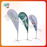 Я подгоняны рекламирующ флаги пляжа игр спорта (HY-AF567)