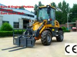Haiqin Marque 1,5 Ton Wheel Compact Loader avec Ce