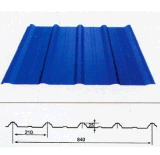 Rolo popular do painel do telhado da folha de metal de Ibr do estilo que dá forma à maquinaria