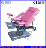 L'ISO/Ce matériel hospitalier obstétriques gynécologiques polyvalents lit électrique