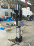 Bomba de água centrífuga de vários estágios vertical de alta pressão sanitária