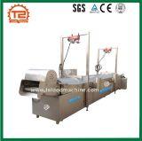 Linha direta das microplaquetas da máquina/batata das microplaquetas de batata do aço inoxidável da fábrica automática