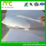 PVC/Vinyl hoja flexible suavemente transparente/clara para cubrir el paño/la impresión de /Protection/Window/Packaging /Table