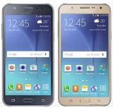 La vente en gros a déverrouillé le téléphone mobile initial refourbi de cellules de la mode J7 J700f