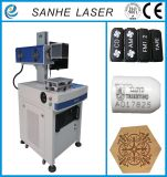Машина маркировки лазера СО2 упаковки еды для материалов неметалла