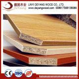Du grain du bois Aggloméré laminé de mélamine