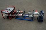 apparatuur van het Lassen van de Fusie van het Uiteinde van 50200mm de Hydraulische