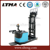 Ltma Reach Truck Full Electric Pallet Stacker