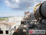 1500DPT Usine de ciment / four rotatif / Moulin à bille / presse rouleau