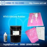 Form Making Polyaddition Liquid Silicone Rubber für Grc Gfrc Molds