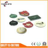 Cartolina d'auguri di plastica di RFID con differenti mestieri