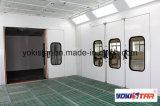 アラブ首長国連邦の完全な下向き通風の家具のスプレー式塗料ブース