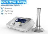 Terapia balística neumática de la onda de choque de la máquina extracorporal de la onda de choque