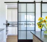 Design de grelhados portas de aço personalizado / Porta de Entrada de ferro forjado